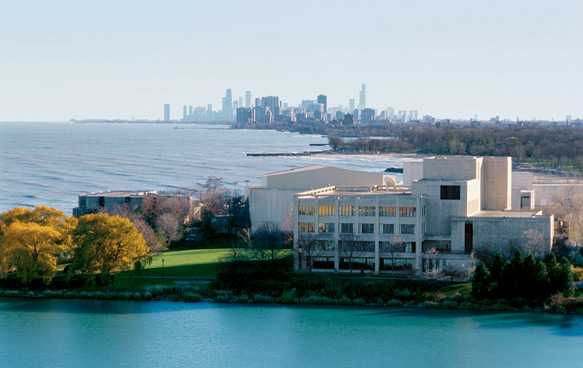 Norris Center, Northwestern University